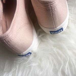 Keds Shoes - New KEDS Pink Rose Gold Sneakers Shoes SZ 9